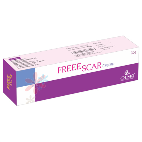 Freee-Scar Cream