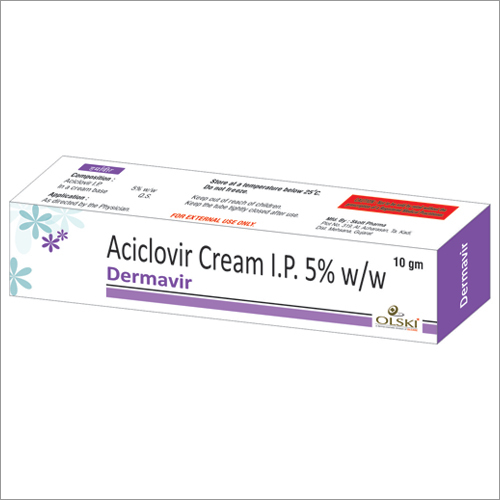 10gm Dermavir Cream
