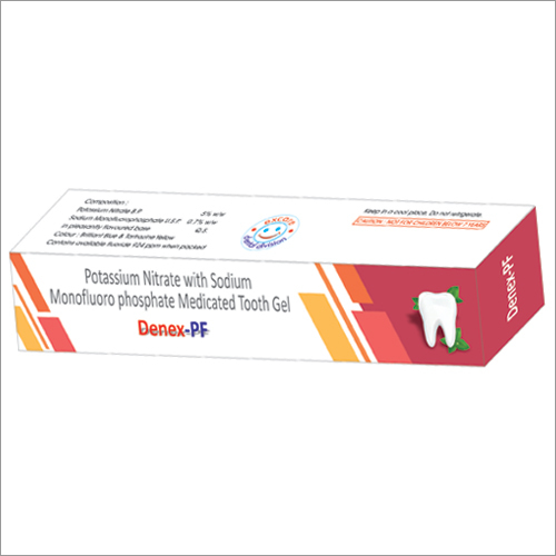 Denex – PF Tooth Gel