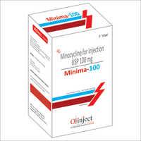 100 mg Minima Injection