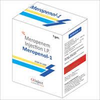 1gm Meropenol Injection
