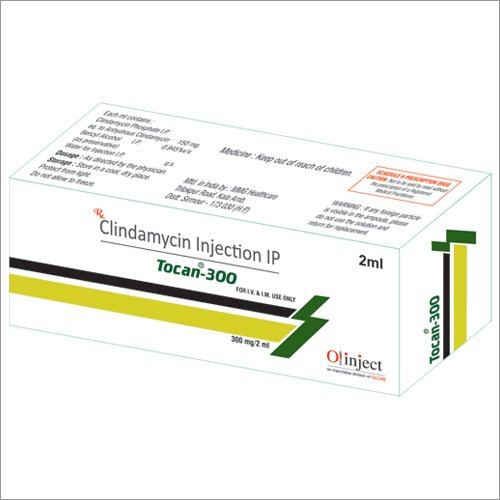 300mg Tocan Injection