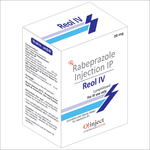 20mg Reol IV Injection
