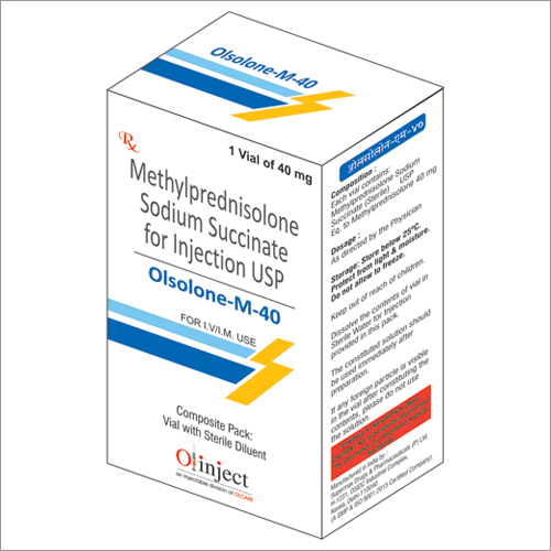 40mg Olsolone-M Injection