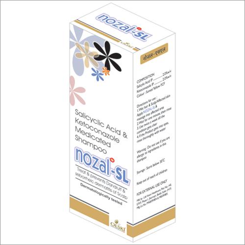 Nozal-SL Shampoo