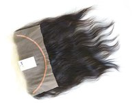 Best Quality Unprocessed Raw Cuticle Aligned Human Hair 13x4 13x5 13x6 Transparent Hd Swiss Lace Frontal