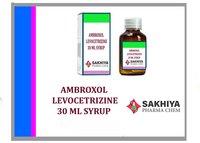 Ambroxol Levocetirizine Syrup