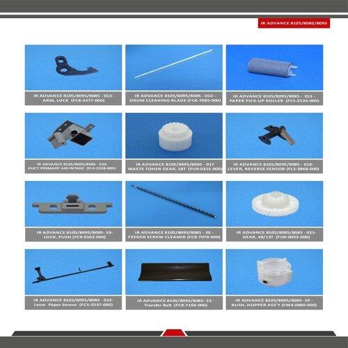 IR Advance 8105 / 8095 / 8085 Spare Parts
