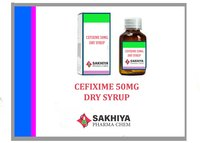 Cefixime 50mg Dry Syrup