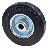 10 Inch Rubber Trolley Wheel