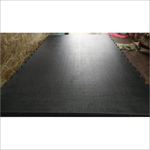 Interlocking Rubber Stable Mat