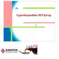 Cyproheptadine Hcl Syrup