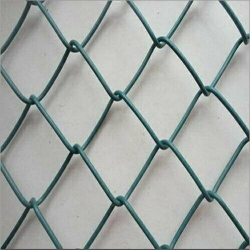 PVC Coated Chainlink Fencing Wire Mesh