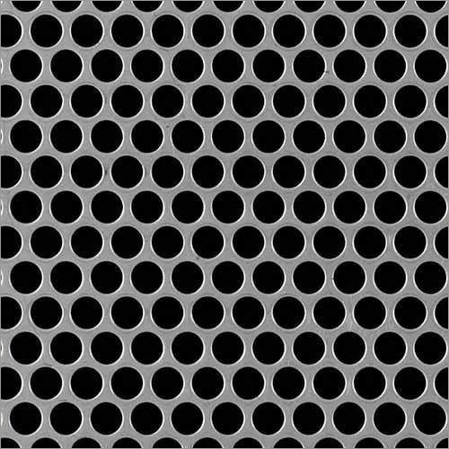 Industrial Mild Steel Perforated Sheet