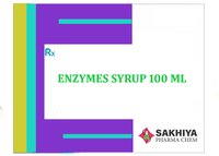 Enzymes 100ml Syrup