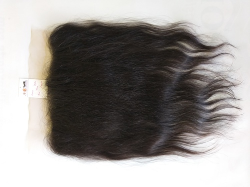 Raw Virgin Wholesale Natural Indianhuman Hair With Lace Frontal 10