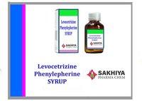 Levocetirizine Phenylepherine Syrup
