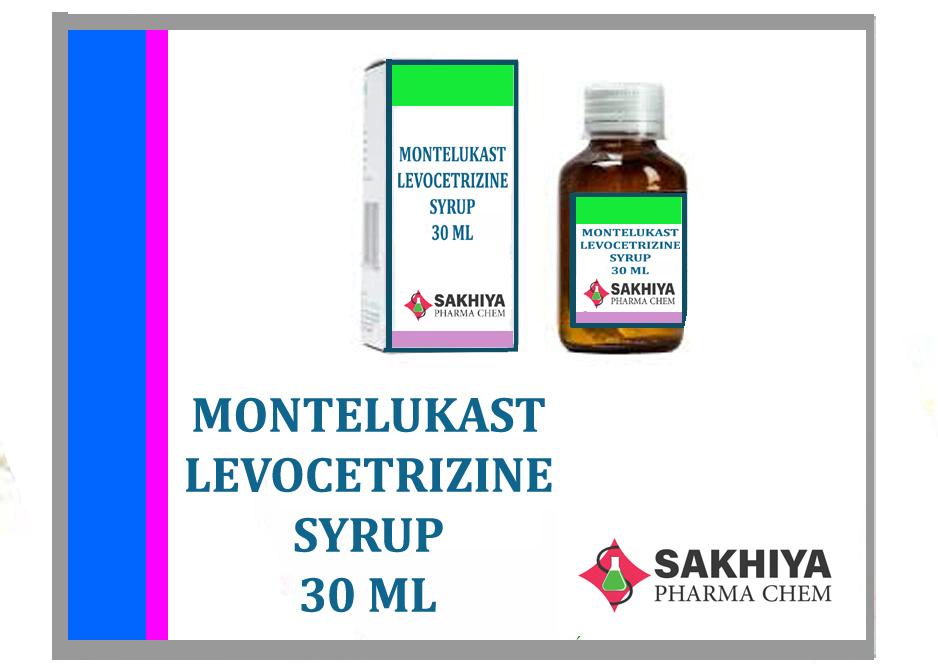 Montelukast Levocetirizine 30ml Syrup