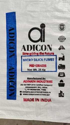 Concrete Grade Silica Fumes