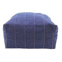 12 Oz Designer Denim Fabric Tote Bag