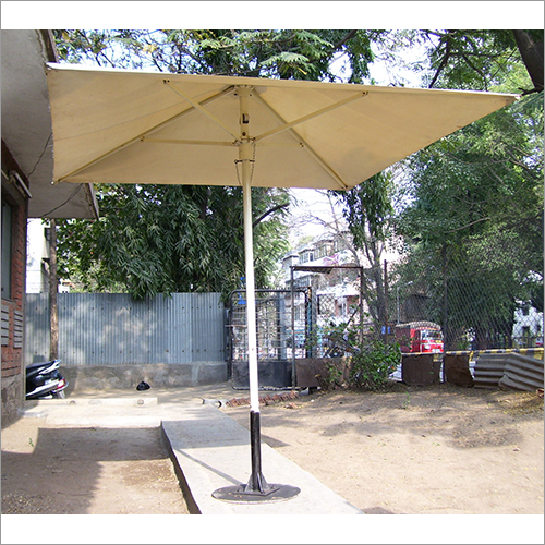 Awning Center Pole With Stand