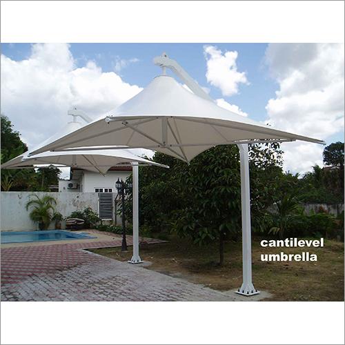 Cantilever Umbrella Awning