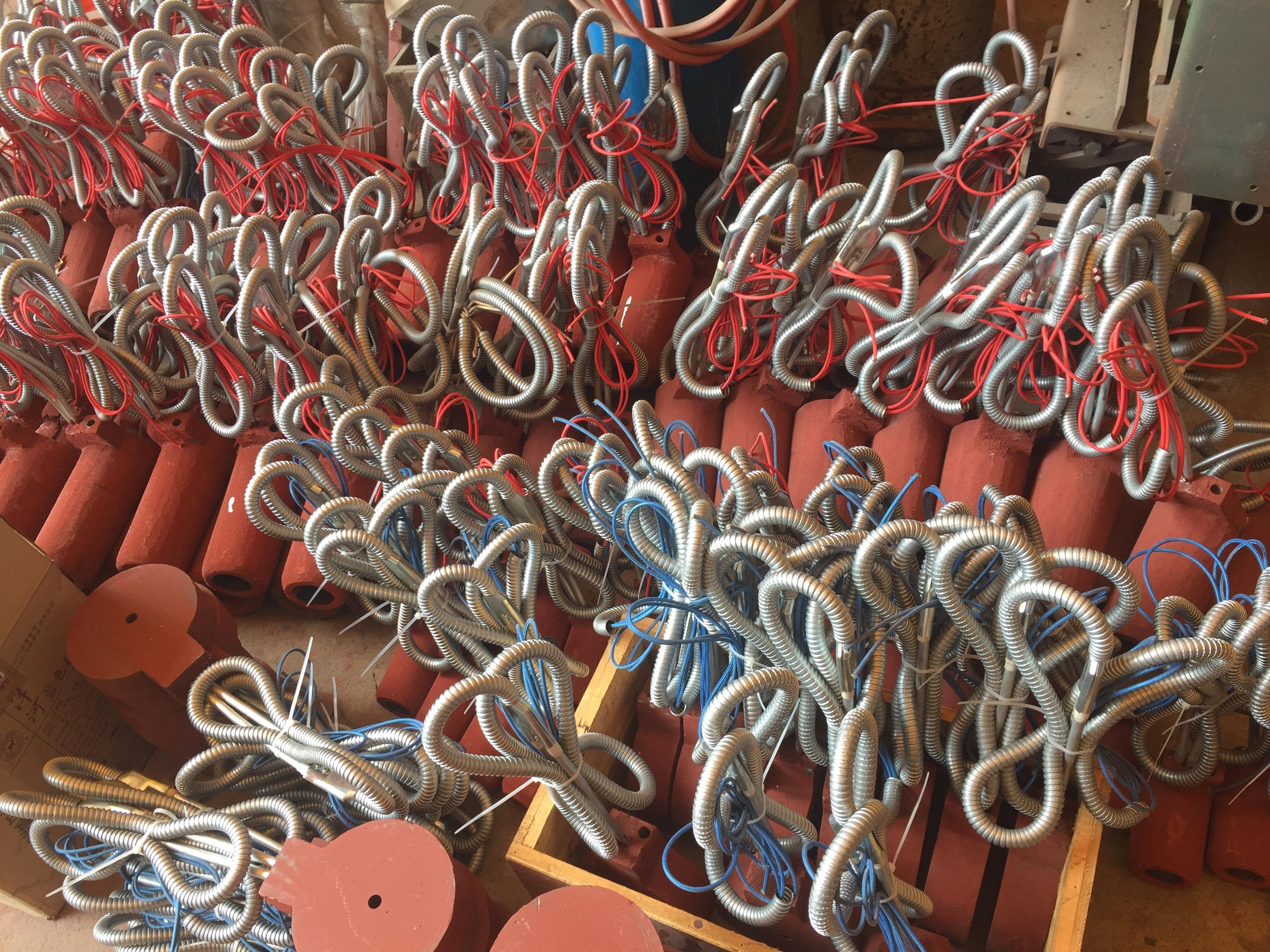 Zhenli Hot Chamber Die Casting Machine Gooseneck Heater