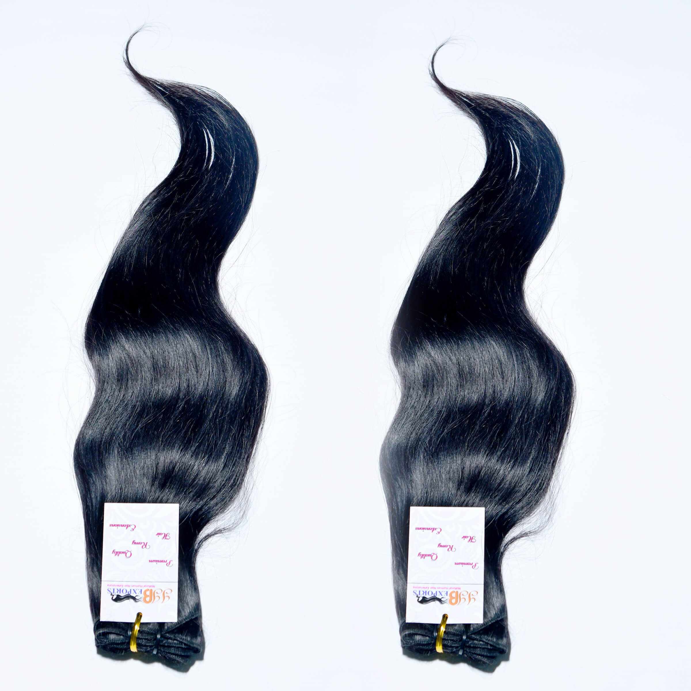 High quality 100% Natural Color Silky Straight Human Bulk Hair Extensions in Wholesale Price Rate