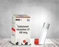 Salbutamol Inhalation I.p (100mcg)