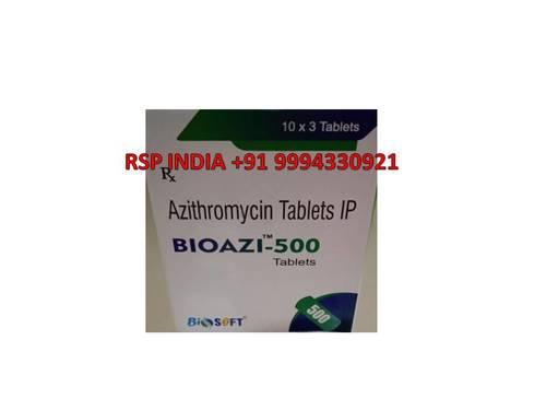 Bioazi 500mg Tablets