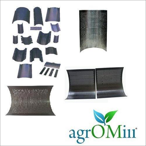 Rice Mill Screens