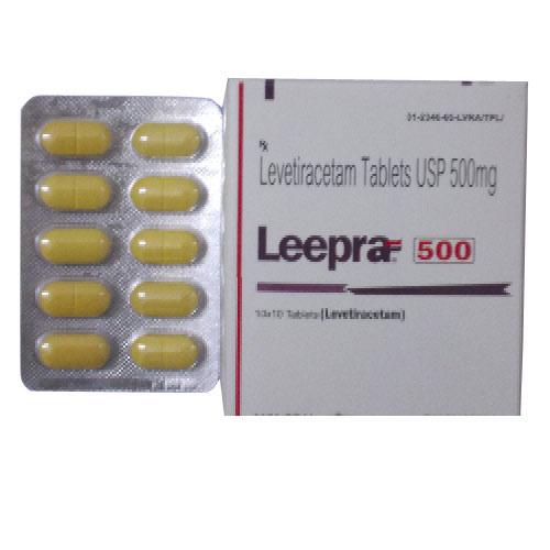 Levetiracetam Tablets