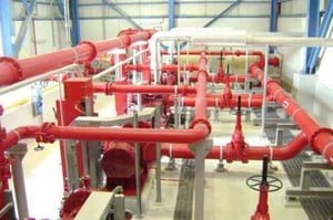 Fire hydrant system consultancy