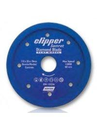 Clipper Flat Diamond Wheels