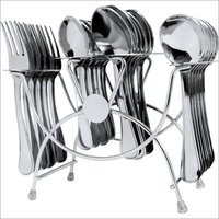 24 pcs luxury classic cutlery stand