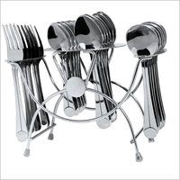 24 pcs luxury glorious cutlery stand
