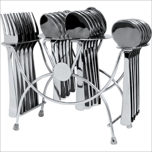 24 pcs luxury noble cutlery stand