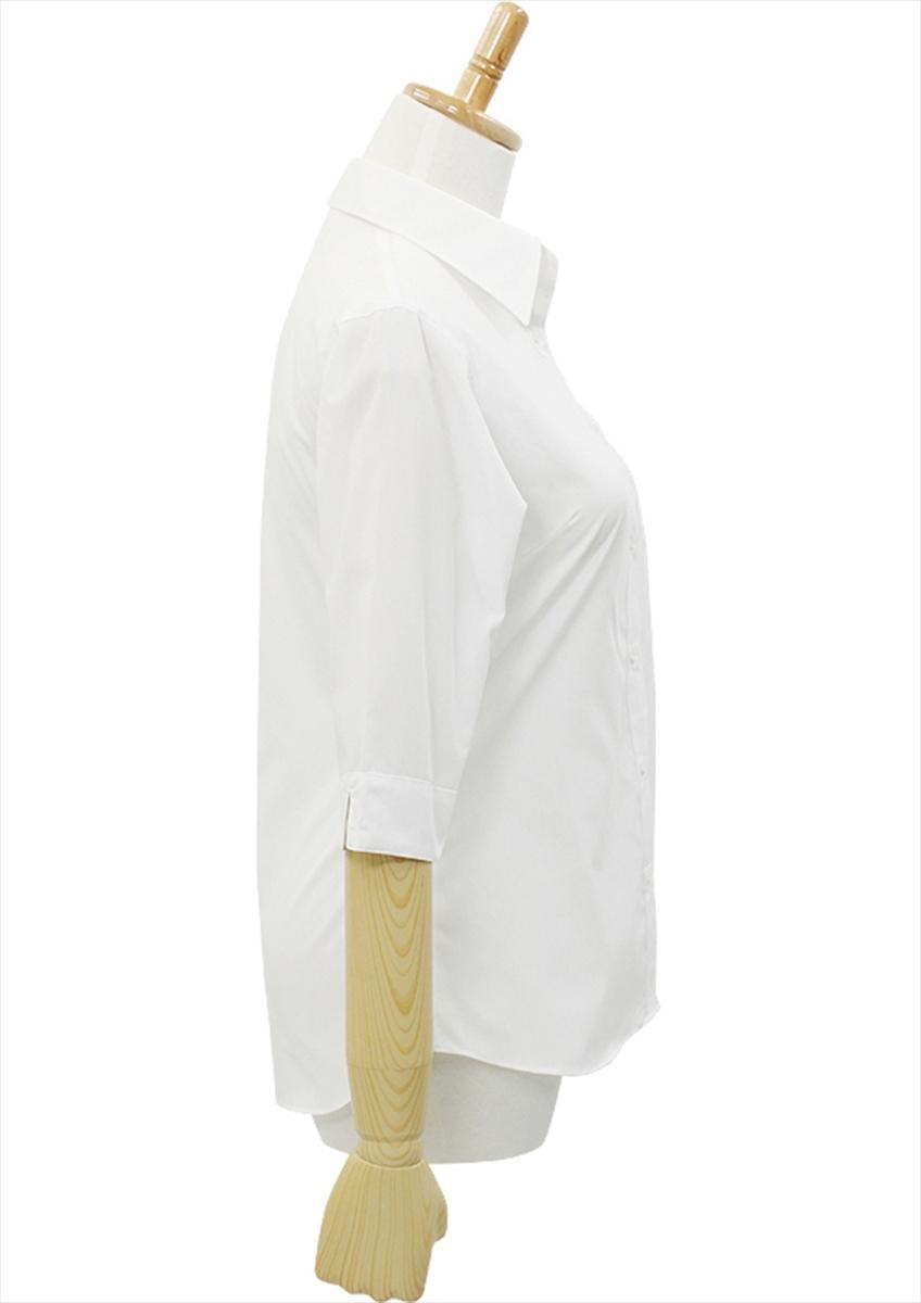 Premium Stretch & Easy Care 1/2 Sleeve White