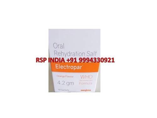 Electropar 4.2gm Sachets Orange Flavour