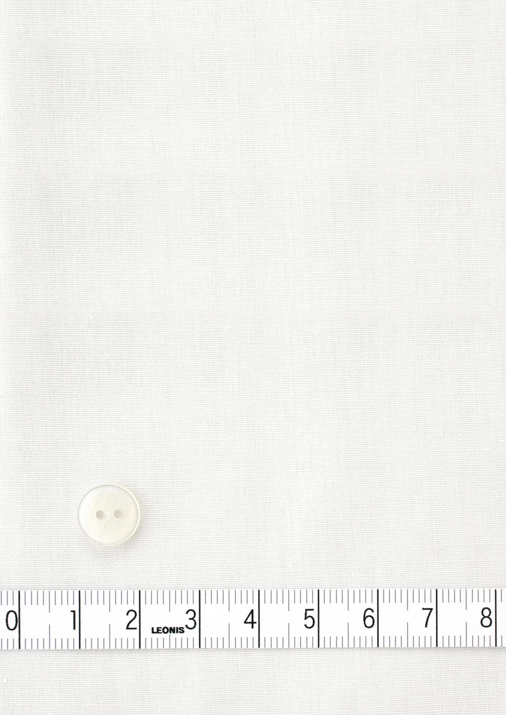Easy Care Poplin Long Sleeve Shirt White