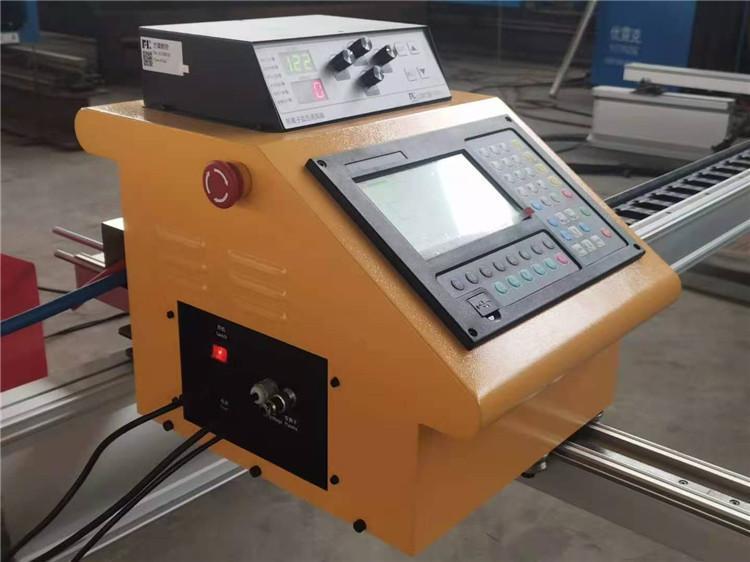 PORTABLE GANTRY CNC FLAME PLASMA CUTTING MACHINE