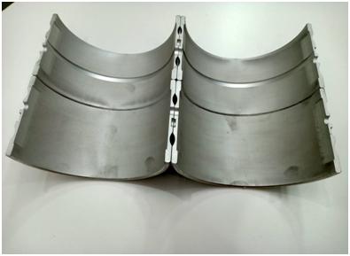 Trimetal bearing