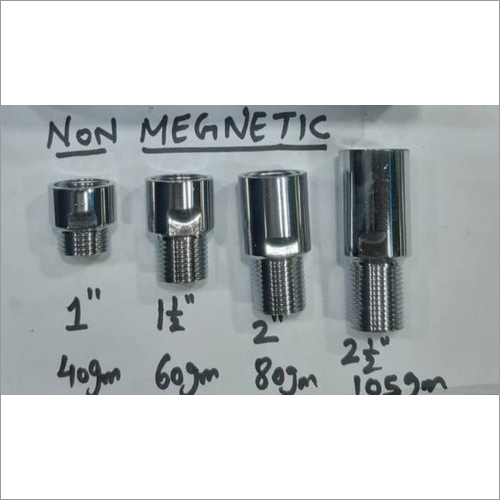 Non Magnetic SS Extension Nipple