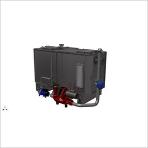 Sewage Water Oil And Grease Trap
