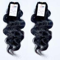 Wholesale Factory Price Brazilian Double Weft Wavy Virgin Human Hair Bundle