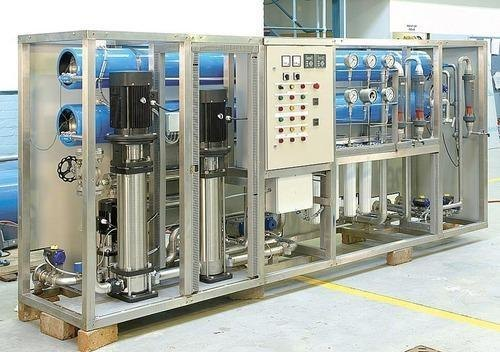Reverse Osmosis Plant- SS
