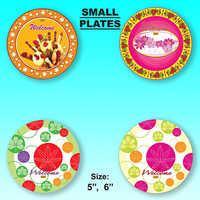 Small Medium Paper Plates
