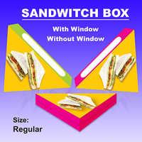 Paper Sandwitch Box