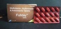 Multivitamin,Multiminerals & Antioxidants Tablets