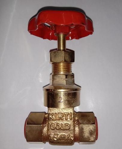 Metal valve